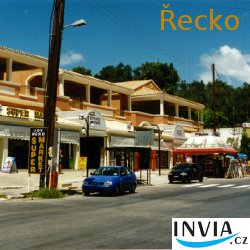 Řecko - Invia